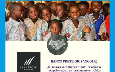 """""""Banco Prestigio"""" d'Angola accorde sa confiance à UIAFRICA"""
